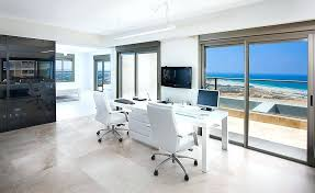 dual desks home office. dual desk home office desks contemporary with balcony ceiling lighting coastal image by ideas r