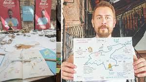 Ömür Akkor'dan Türkiye'nin lezzet haritası