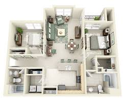 2 bedroom apartment house plans best free home design idea inspiration