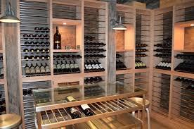 large size of cabinet storage fascinating wine storage design grey wooden shelves design rectangle box version modern wine cellar furniture