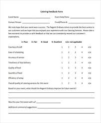 Business Forms Templates Amazing Business Feedback Form Template Tulsalutheran