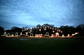 Central Park Christmas Lights Bryan Tx Christmas In The Park Returns This Weekend Brazos Life