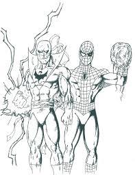 Coloring Pages: wonderful venom coloring page. Venom Coloring ...
