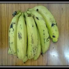 A Ripening Stages Of Banana Fruit 1 7 Completely