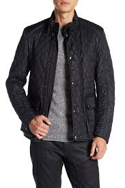 image of belstaff pathfield quilted moto jacket