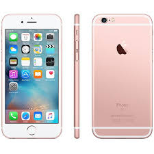 Ipho E Apple Iphone 6s 128gb Rose Gold