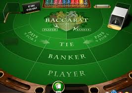 Play our Free Baccarat Game Online