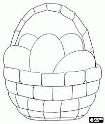 Mand Vol Eieren Klaar Om Ze Te Schilderen En Ze Om Te Zetten In