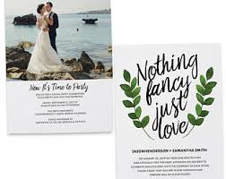 Wedding Announcement Photo Cards Wedding Announcement Etsy
