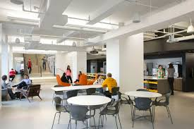office cafeteria. Shutterstock Cafeteria - United States Office