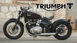 2017 triumph bonneville bobber review top speed