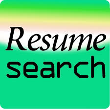 Resume Search New Resume Search Resumesearch Twitter