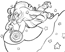 Small Picture Photo Collection Steven Universe Coloring Pages
