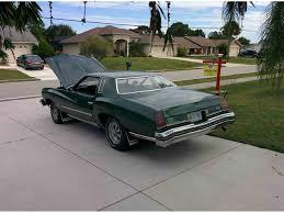 1975 Chevrolet Monte Carlo Landau for Sale   ClassicCars.com   CC ...