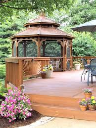 Backyard Deck Design Awesome Inspiration Ideas