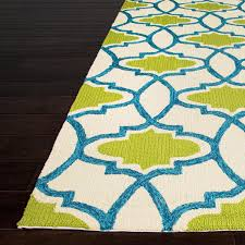 blue and green outdoor rug best of green outdoor rugs fab rugs world murano lime green