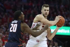 Wisconsin Basketball F Alex Illikainen To Leave Basketball