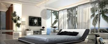 15 unique bedroom ideas in black and white