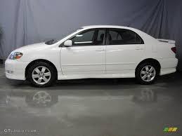 2007 Super White Toyota Corolla S #27920095 Photo #2 | GTCarLot ...