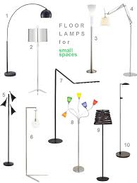 lighting for small spaces. A Selection Of 10 Floor Lamps For Small Spaces. Lighting Spaces