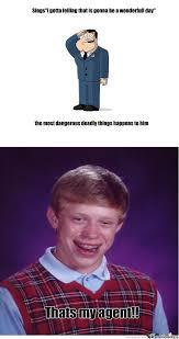 Bad Luck Stan:american Dad by parsa.zahedi.5 - Meme Center via Relatably.com