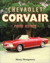 1962 1963 chevrolet corvair wiring diagram manual reprint chevrolet corvair photo history book
