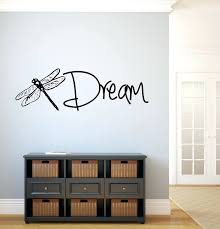 dragonflies wall decals dragonfly dream decal dragonfly decal dream decal dragonfly wall decal dream wall art