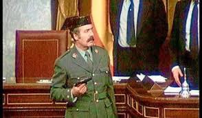 El 23 de febrero de 1981 en Valladolid. – El blog de Javier Luis
