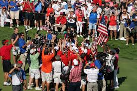 Solheim Cup TV coverage | Solheim Cup