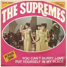 In the name of love, when the lovelight starts shining through his eyes, back in my arms again. You Can T Hurry Love Put Yourself In My Place By The Supremes Single Tamla Motown 45tm 8002 Reviews Ratings Credits Song List Rate Your Music