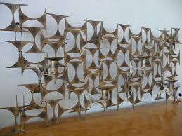 marc creates brutalist sculpture wall