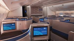 First Look Uniteds New Polaris Business Seats On The 767