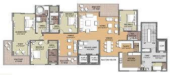 Modern Apartments Floor Plans Design Appealing Modern Floor Plan Design Winsome House Perspective
