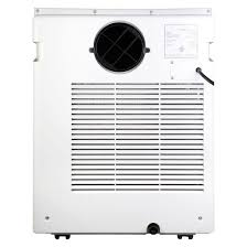 air conditioning portable. honeywell - 8000-btu portable air conditioner with remote control white conditioning