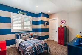 boy bedroom decor ideas. Accent Wall Ideas For A Modern And Fascinating Kids Bedroom | Room Boy Decor