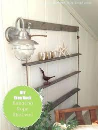 diy rope ladder hanging rope shelf hanging rope shelves with graphic hanging rope shelves for