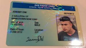 Drivers Id Nsw Fake License