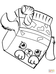 Shopkins Free Coloring Pages 9 Futuramame