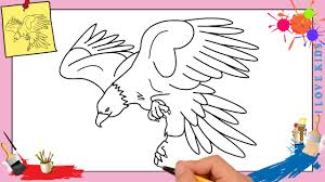 Dessin Aigle Royal Comment Dessiner Un Aigle Royal Facilement