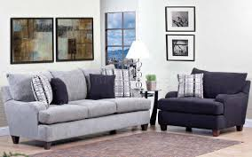 cool couch fabric. Perfect Couch Light Grey Fabric Modern Sofa U0026amp Accent Chair Set W Options For Cool  Gray Throughout Couch S