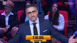 Soliti Ignoti oggi, Piero da Pescara in TV da Amadeus: ecco ...