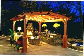 led rope lights home depot new patio lights home depot or outdoor gazebo lights solar gazebo