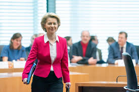 In july 2019 she became the first woman to be elected president of the european commission. Ursula Von Der Leyen Caught In Scandal Of Payments And Wiped Phones World The Times