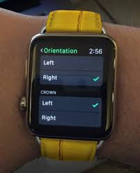 left handed watches lefty watches for left handed people ullu apple watches left wrist mode