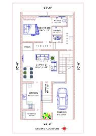 indian house plans 2bhk house plan