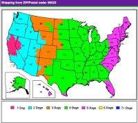 Fedex Zone Locator Chart Fedex Zone Chart Related Keywords