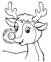 Small Picture Rudolph Coloring Pages Free Printable Coloring Pages