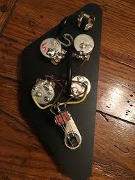 gibson sg derek trucks wiring harness 2014 reverb sg pre wired kit at Sg Wiring Harness