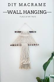 Macrame Wall Hanging Add Some Boho Spirit With These 21 Macrame Hanging Wall Patterns