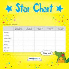 Downloadable Reward Charts Printable Star Chart Free Printable Reward Chart Downloadable Reward